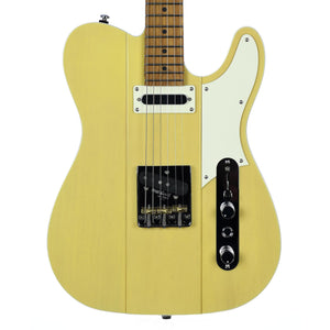 Reverend Greg Koch Signature - Trans Powder Yellow - Roasted Neck