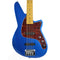 Reverend Justice Bass - Roasted Neck - Superior Blue