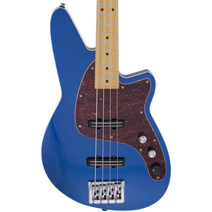 Reverend Justice Bass - Superior Blue