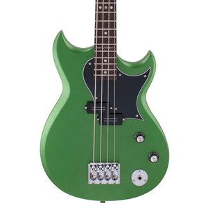 Reverend Mike Watt Wattplower Bass Guitar - Satin Emerald Green
