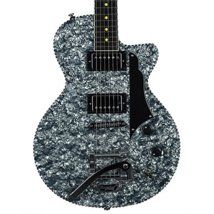 Reverend Rick Vito Soul Shaker - Roasted Neck - Grey Pearloid