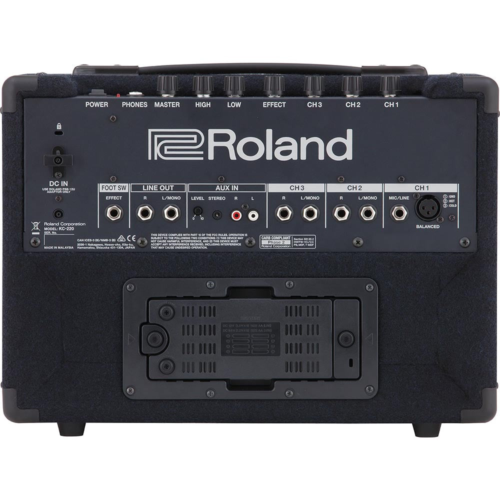 Roland Keyboard Amp - 30W - Battery Powered