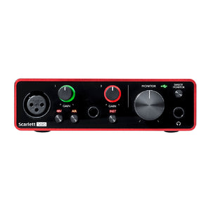 Focusrite Scarlett Solo 3rd Gen USB Interface