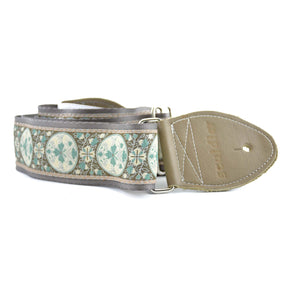 Souldier Medallion Guitar Strap - Tauple