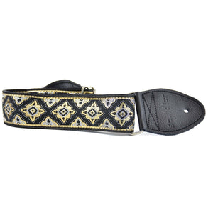 Souldier Regal Guitar Strap - Black