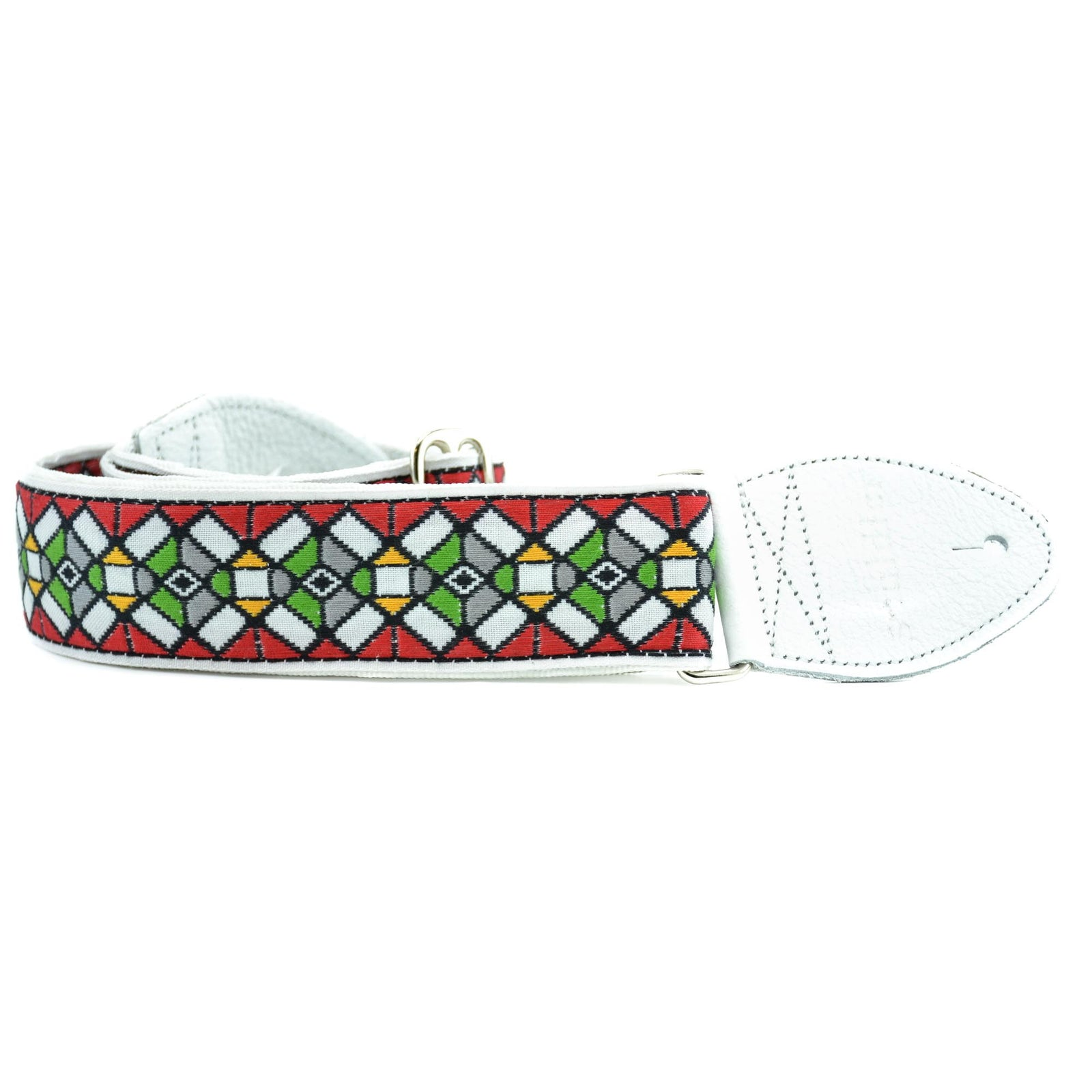 Souldier Stained Glass Strap - Red