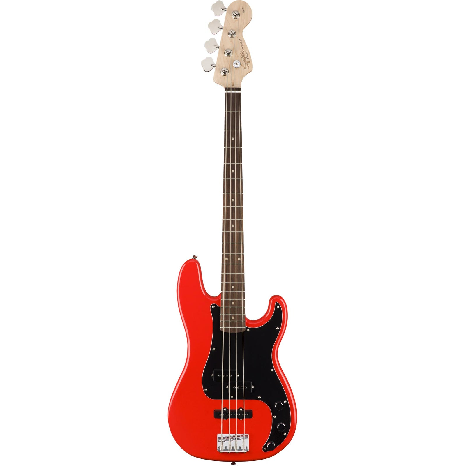 Squier Affinity Series Precision Bass PJ - Laurel - Race Red