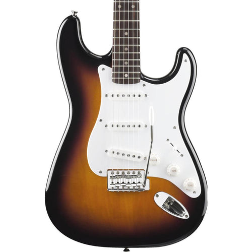Squier Affinity Series Stratocaster, Brown Sunburst