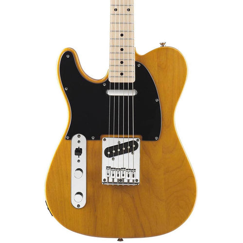 Squier Affinity Series Telecaster Left-Handed, Butterscotch Blonde