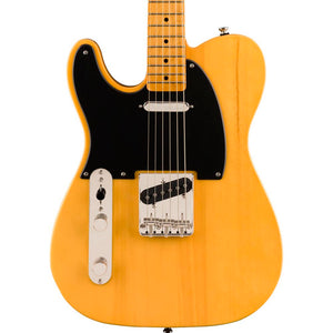 Squier Classic Vibe '50s Telecaster Left Handed Maple Fingerboard Butterscotch Blonde