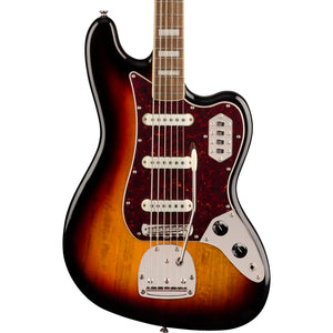 Squier Classic Vibe Bass VI Laurel Fingerboard 3 Color Sunburst