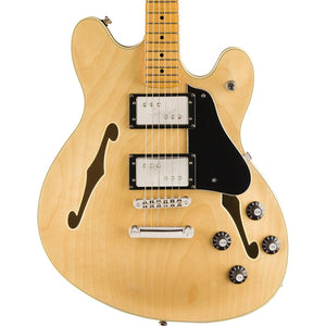 Squier Classic Vibe Starcaster Maple Fingerboard Natural Guitar