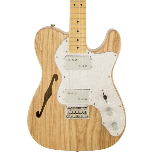 Squier Vintage Modified '72 Tele Thinline, Natural