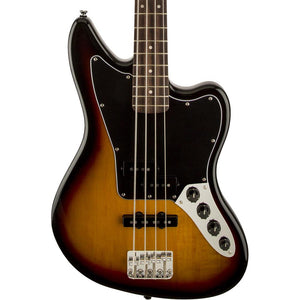Squier Vintage Modified Jaguar Bass Special - Laurel Fingerboard - 3-Color Sunburst