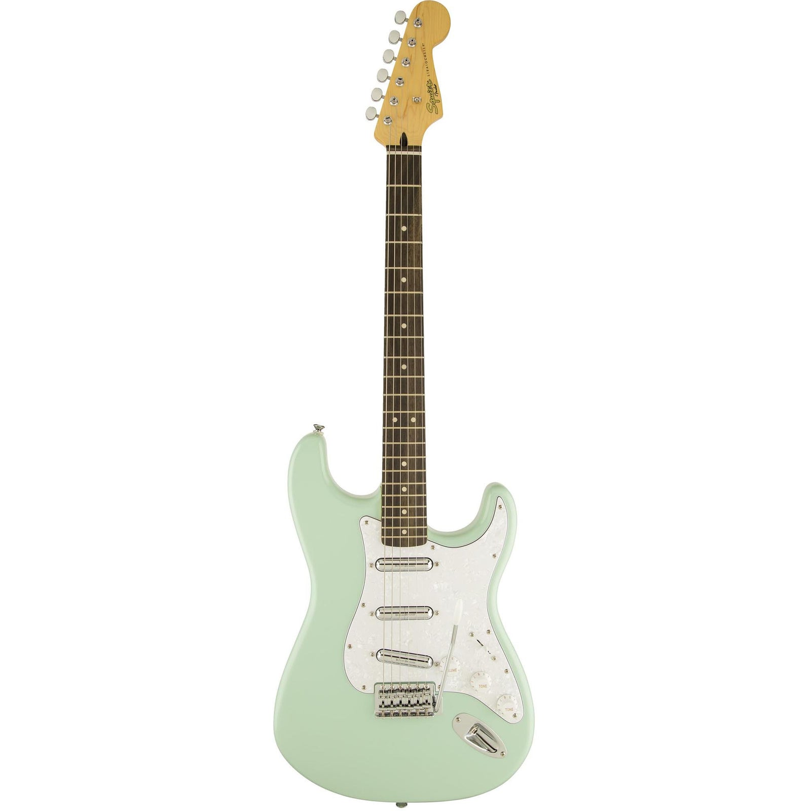 Squier Vintage Modified Surf Stratocaster - Surf Green