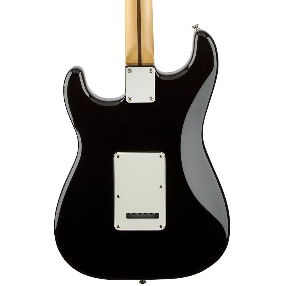 Fender Standard Stratocaster - Maple Fingerboard - Black