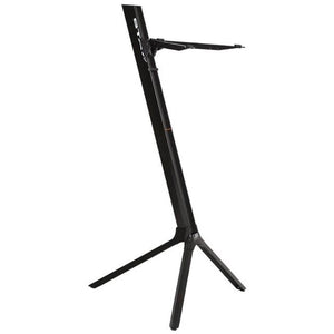 Stay Slim Single Tier Keyboard Stand - Black