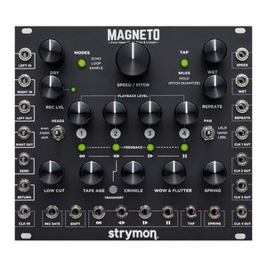 Strymon Magneto Four Head dTape Echo and Looper