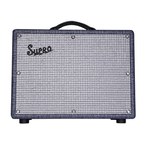 "Supro 1970Rk Keeley Custom 1x10"" Tube Combo Amp"