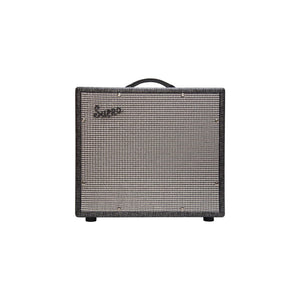 "Supro Black Magick 1x12"" Extension Cabinet"