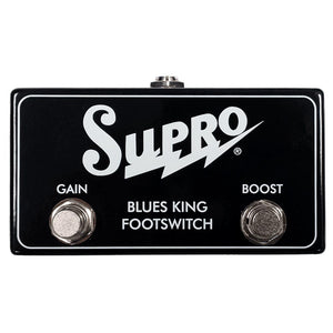Supro Blues King Footswitch With Cable