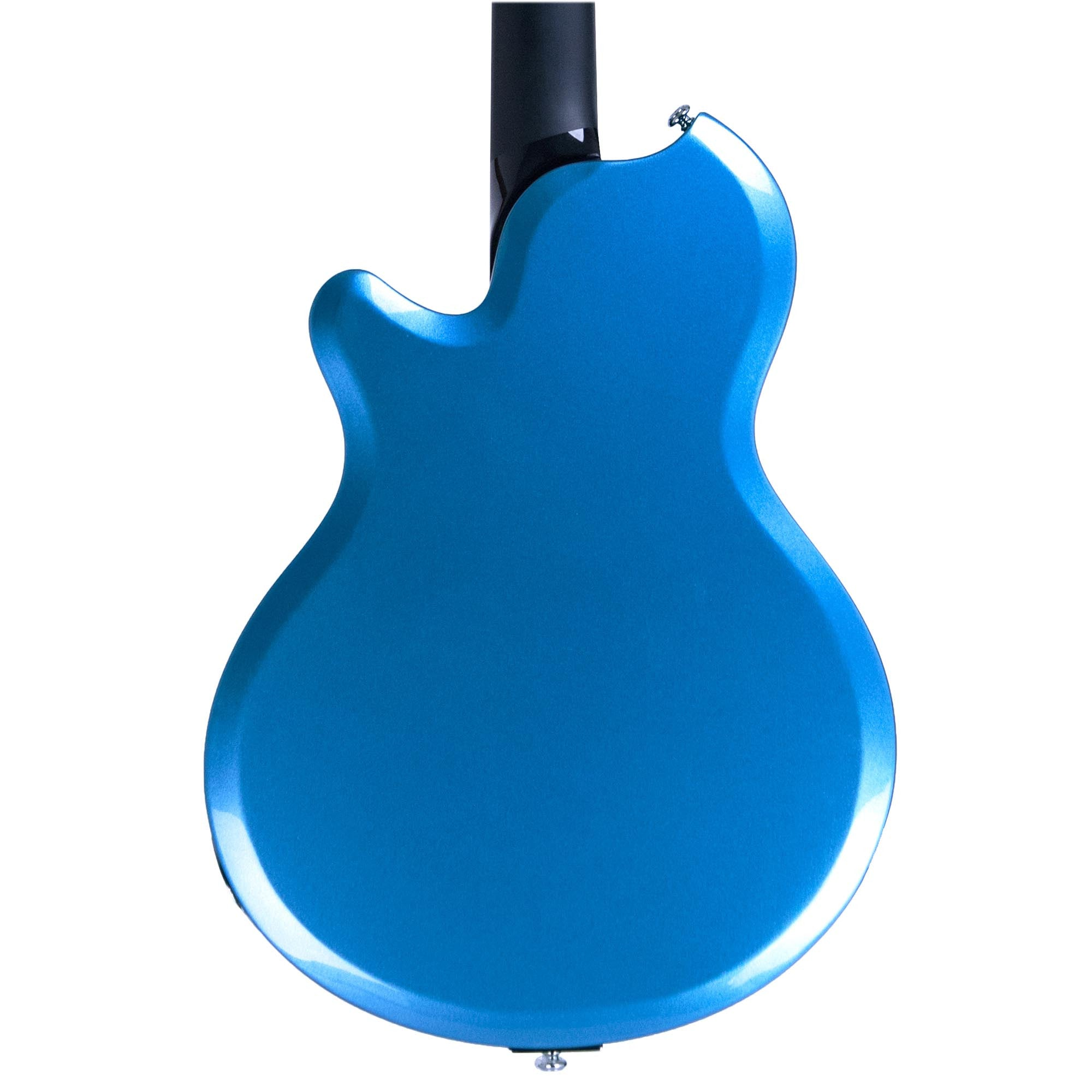Supro Island Series Westbury Guitar - Double Pickup - Ocean Blue ...