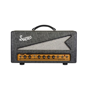 Supro Statesman 50W 2-Channel Tube Head