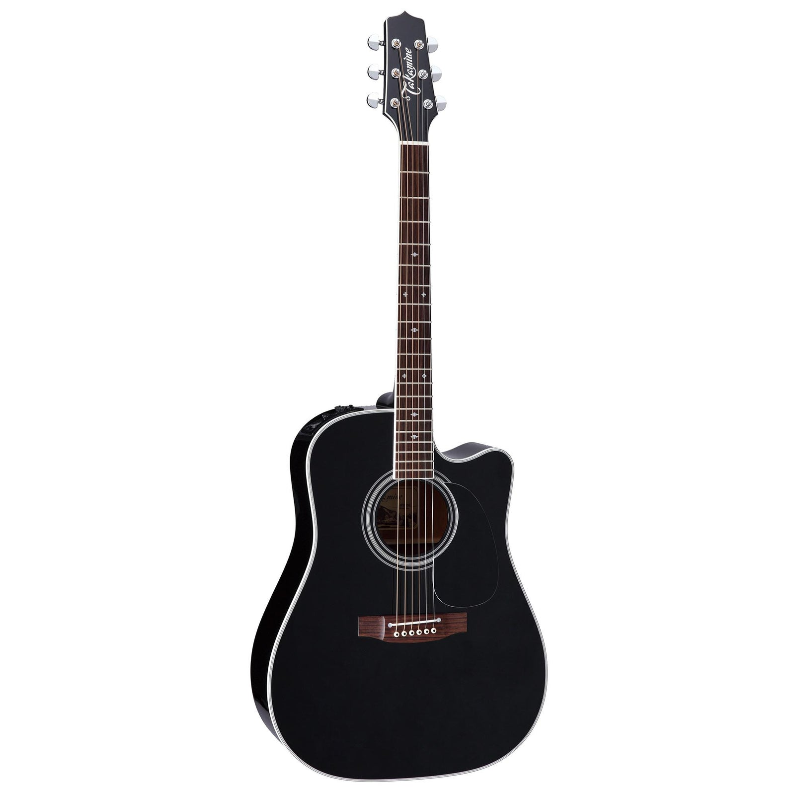 Takamine EF341SC - Dreadnought - Solid Cedar Top - Natural
