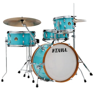 Tama 4 Piece Club Jam Shell Pack - Aqua Blue