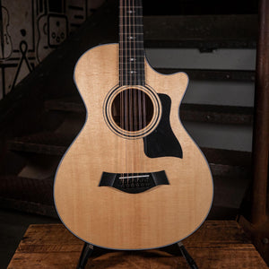 Taylor 2018 352CE Grand Concert 12-String X Braced