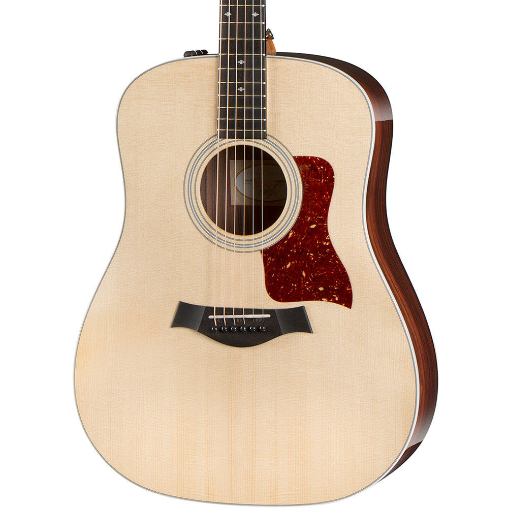 Taylor 210E-DLX Spruce Dreadnought - Natural