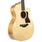 Taylor 214CE Deluxe Koa/Spruce Grand Auditorium - Natural