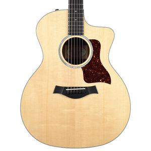 Taylor 214CE Deluxe Spruce Grand Auditorium - Natural | Taylor Guitars