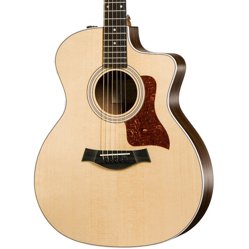 Taylor 214Ce Spruce Grand Auditorium, Natural - 2016