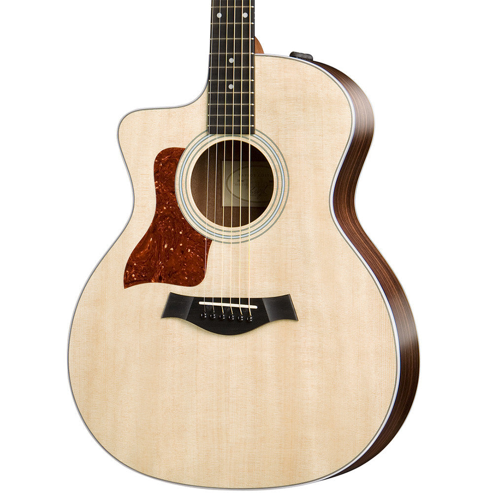 Taylor 214CE Spruce Grand Auditorium Spruce - Lefty - Natural