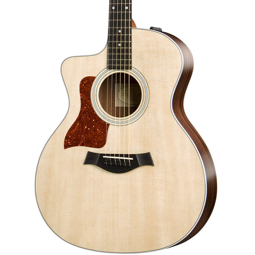 Taylor 214Ce Spruce Grand Auditorium Spruce, Lefty, Natural