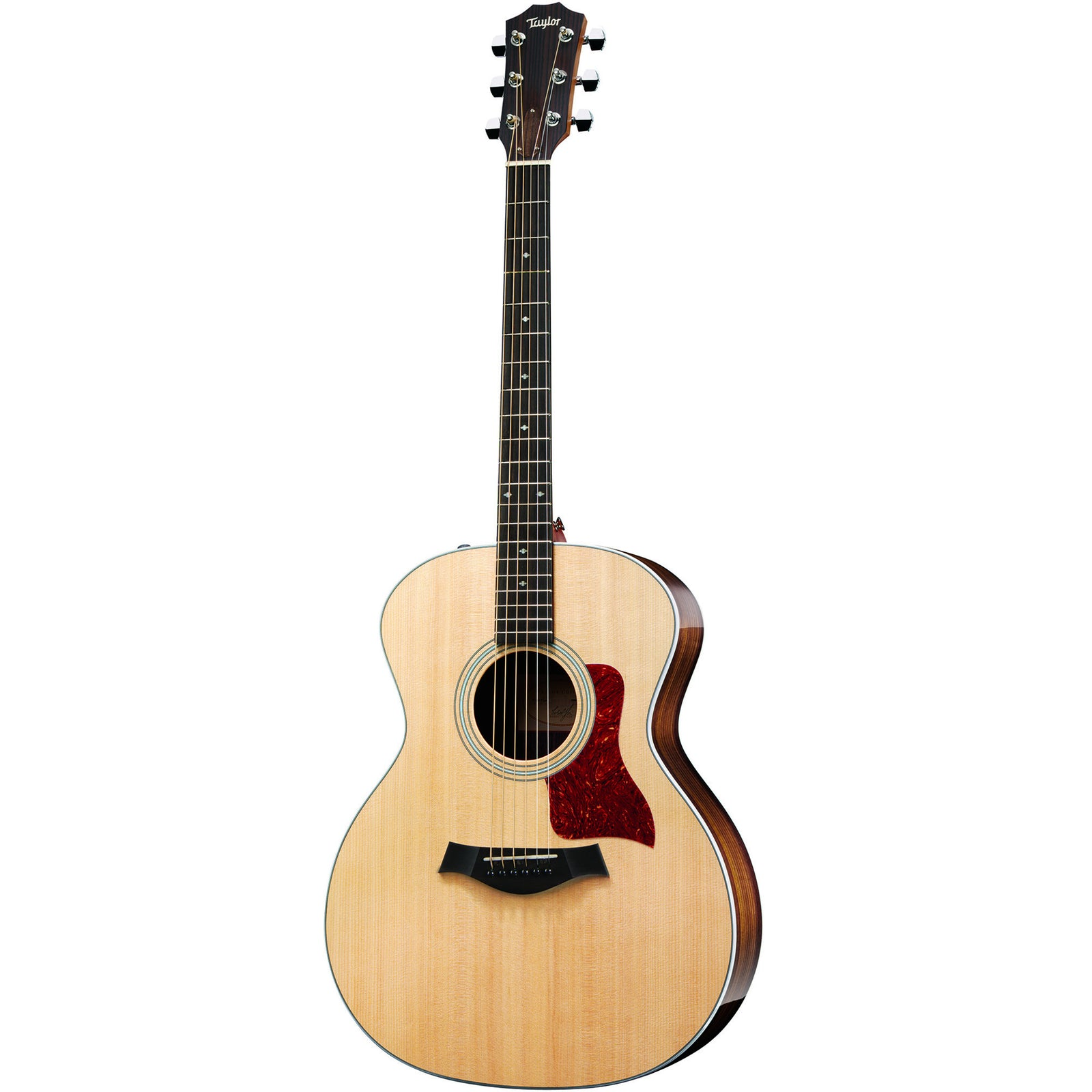Taylor 214E Deluxe Spruce Grand Auditorium - Natural