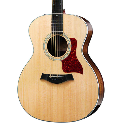 Taylor  214E Deluxe Spruce Grand Auditorium, Natural