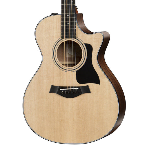 Taylor 312Ce Spruce Grand Concert, Natural