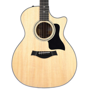 Taylor 314CE Grand Auditorium V-Class - Natural Spruce Sapele | Taylor Guitars