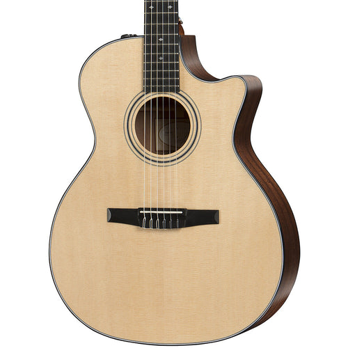 Taylor 314Ce Nylon Spruce Grand Auditorium, Natural