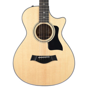 Taylor 2018 352CE Grand Concert 12-String Acoustic