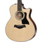 Taylor 356CE Spruce Grand Symphony 12 String - Natural