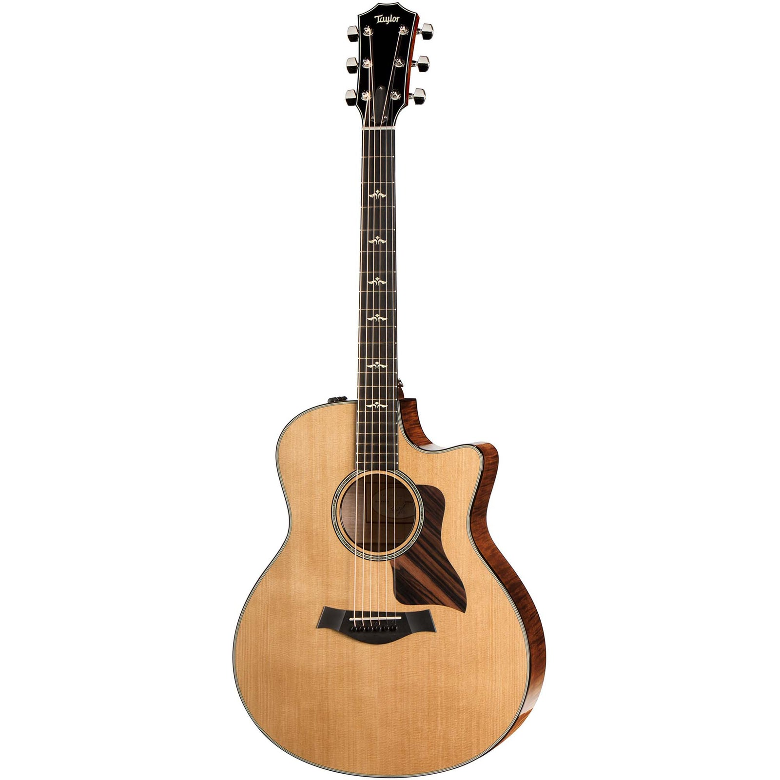 Taylor 616CE Spruce/Maple Grand Symphony - Natural