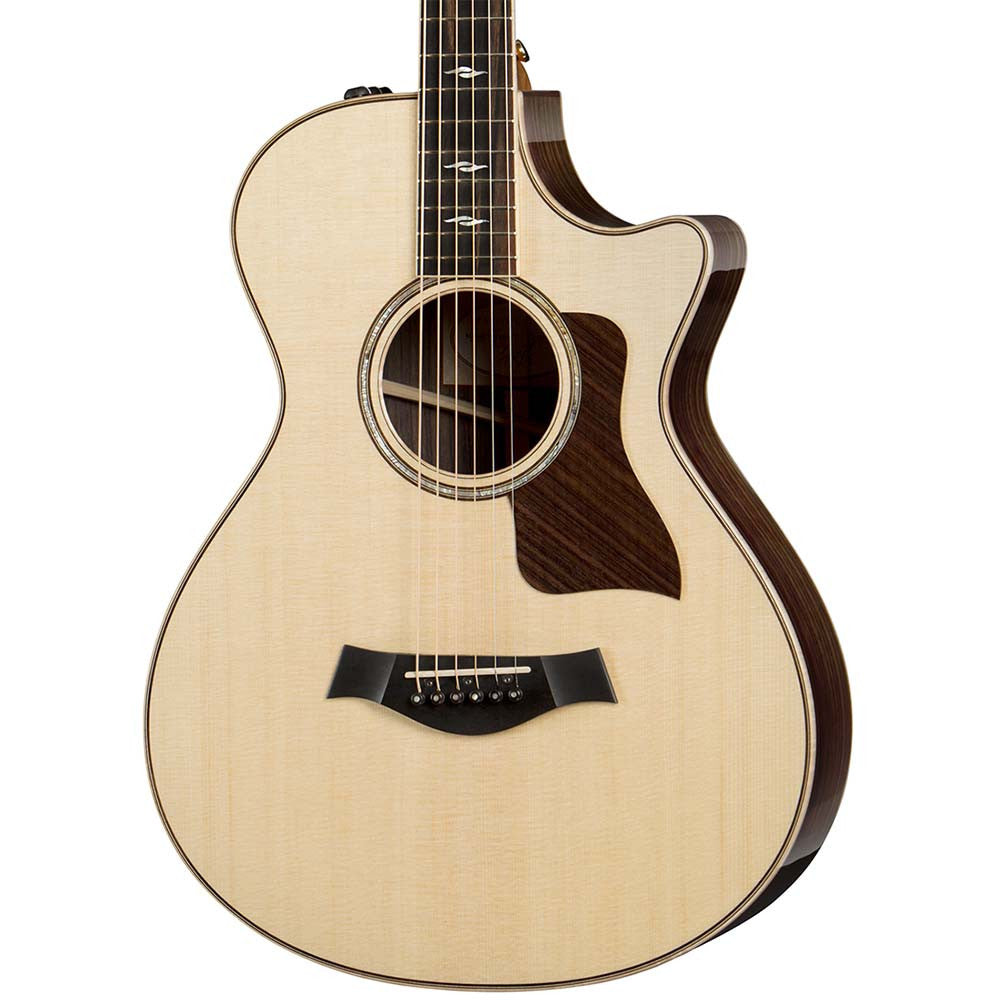 Taylor 812CE 12-Fret Spruce/Rosewood Grand Concert - Natural