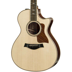 Taylor 812CE Spruce/Rosewood Grand Concert - Natural