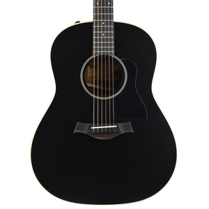 Taylor AD17E American Dream Blacktop Grand Pacific Black Spruce Top