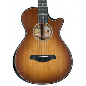 Taylor Builder's Edition 652ce 12 String Grand Concert V Class Bracing Wild Honey Burst | Taylor Guitars