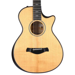 Taylor Builder's Edition 652ce 12 String Grand Concert V Class Bracing | Taylor Guitars