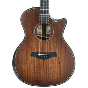 Taylor Builder's Edition K24CE Grand Auditorium Kona Burst V Class Bracing